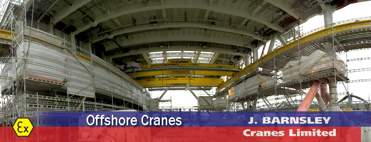 Offshore Crane and Hoist Solutions